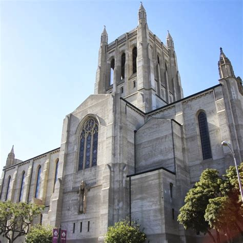 First Congregational Church Of La Youtube