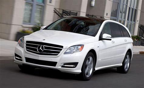 Mercedes-benz R-class Reviews