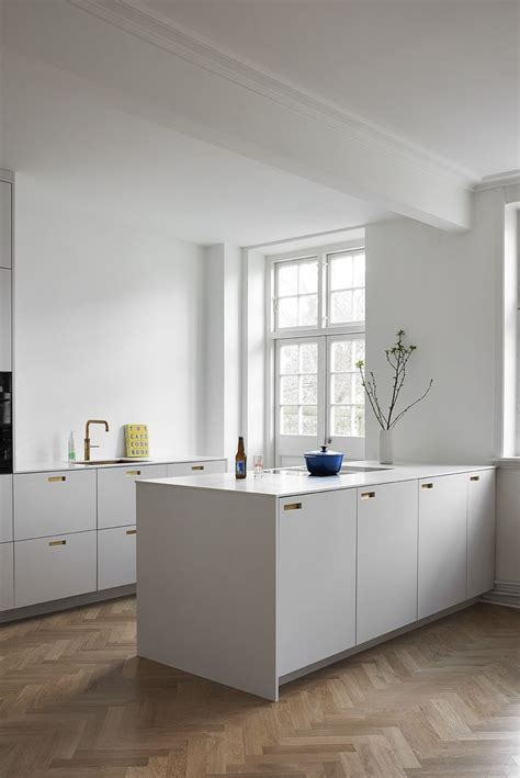 Ikea Küchenschränke Metod by Kitchen With Shufl Fronts Colour Is Brancusi White From