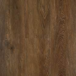 shop stainmaster 10 5 74 in x 47 74 in burnished auburn brown floating oak luxury vinyl
