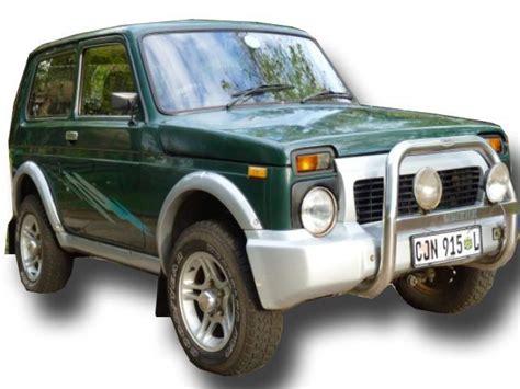 Used 2000 Lada Niva 4x4 1.7 Sidekick For Sale