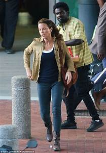 Kate Beckinsale films new ITV drama The Widow in Cape Town