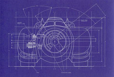 build batmobile blueprints autoevolution