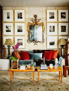 Classic, Inspirational, Interiors, A, Pop, Of, Tangerine, And, Red