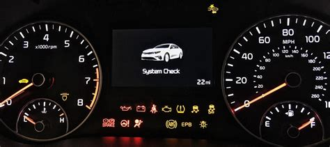Car Dashboard Warning Lights What They Mean Matt