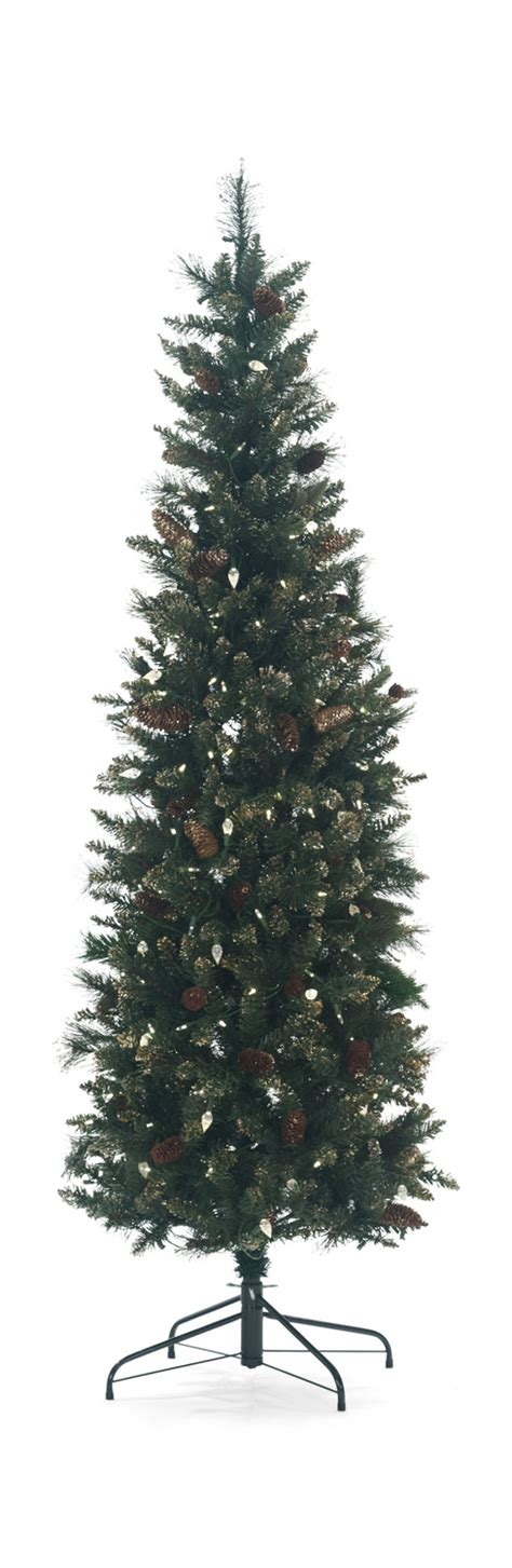 artificial christmas trees rochester ny yorkville pine 7 pre lit artificial tree hom furniture
