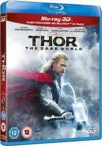 Thor 2: The Dark World 3D Blu-ray   Zavvi