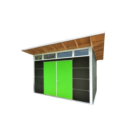 lifetime 8 x 10 outdoor storage shed the home depot the