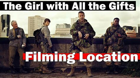 The Girl With All The Gifts  Filming Location  Hanley Bus Station  Gemma Arterton Glenn
