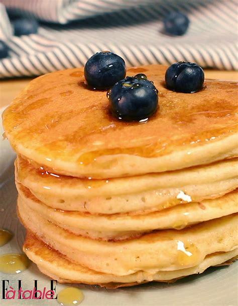 recette pancakes hervé cuisine pancakes healthy pour 2 personnes recettes à table