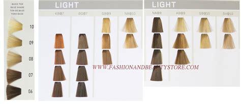 goldwell elumen color chart part  elumen elumen farbkarte haarfarben und farben