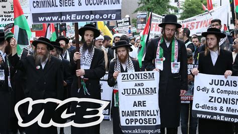 Rebel Rabbis: Anti-Zionist Jews Against Israel - YouTube