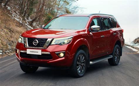Nissan Terra Picture nissan terra premium suv coming to india launch set for 2020