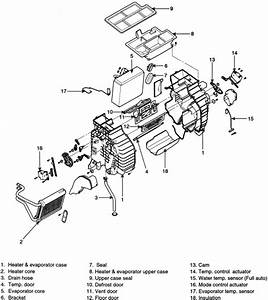 Kia Sportage Spare Parts List