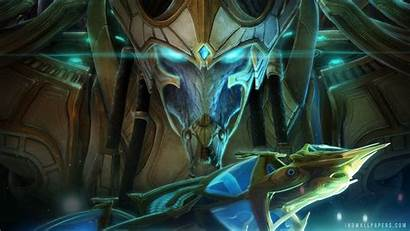 Starcraft Protoss Void Legacy Wallpapers Ii Posted
