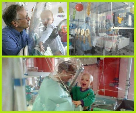 ii le cadre de vie des bébés bulle les bébés bulle