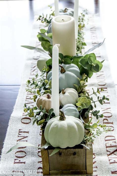 beautiful fall table decorations pretty handy girl