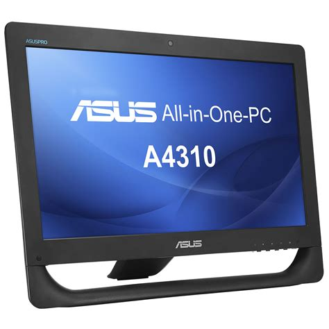 pc bureau windows 7 asus all in one pc a4310 bb020t a4310 bb020t achat