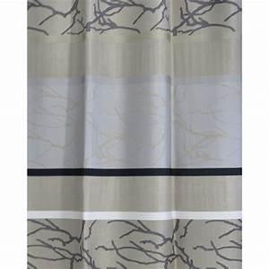Rideaux Ruflette Pret Poser : rideaux ruflette isolant thermique megeve couleur lin pour ~ Teatrodelosmanantiales.com Idées de Décoration