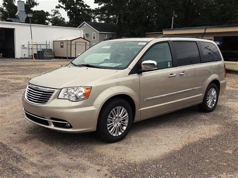 Chrysler Town And Country 36l Limited (2018