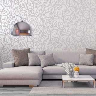 Living Room Wallpaper Lilac by Contemporary Wallpaper Modern Wallpaper Patterned