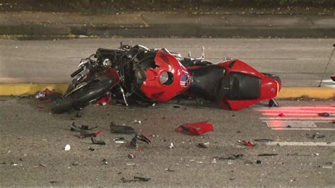 Police Investigating Fatal Motorcycle Crash On Westheimer