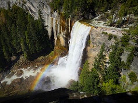 Yosemite National Park Spring Waterfalls Youtube