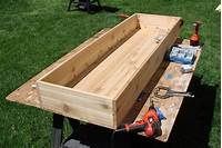 build a planter box DIY Waist High Planter Box | Home Design, Garden ...