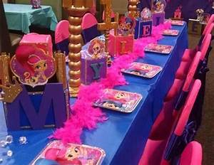 "Shimmer and Shine / Birthday ""My'Lei Shimmer and Shine"