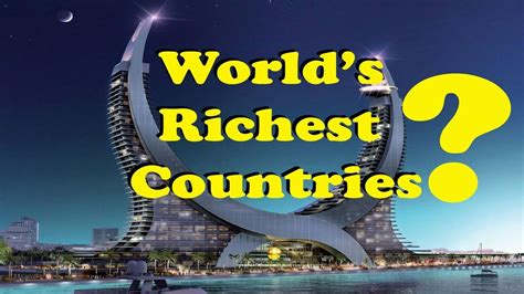 country per richest countries gdp capita