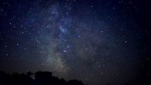 Long Exposure Milky Way Galaxy Time lapse - YouTube