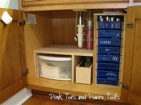 under cabinet storage ideas 11 fantastic small bathroom organizing ideas
