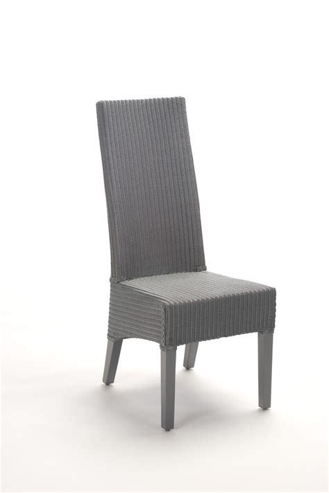 dossier chaise chaise haut dossier en loom brin d 39 ouest
