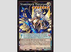 Starstruck Magician Full Art Card Template Test