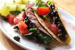Vegan Black Bean Tacos Glow Kitchen