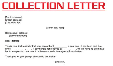 medical collection letter template costumepartyrun