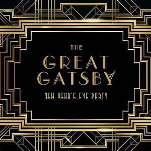 Great Gatsby New Year's Eve Party - South Lodge Hotel