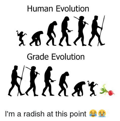 Evolution Memes - 25 best memes about radish radish memes