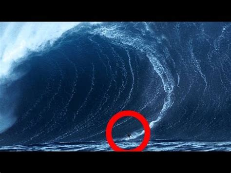 biggest waves  surfed including arguably  worlds