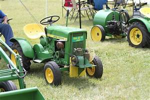 John Deere 50 Years Hydro Power