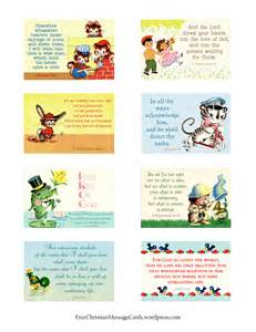free printable christian message cards variety sheet 10 free christian message cards