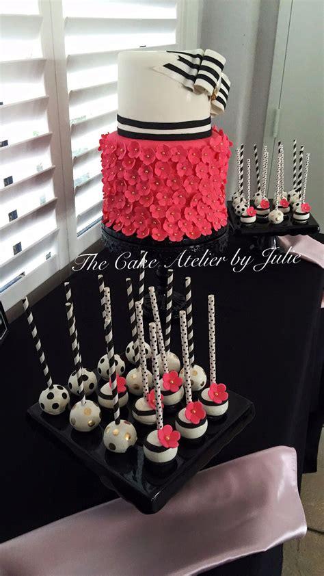 cake pops kate spade motive baking birthday cake pops