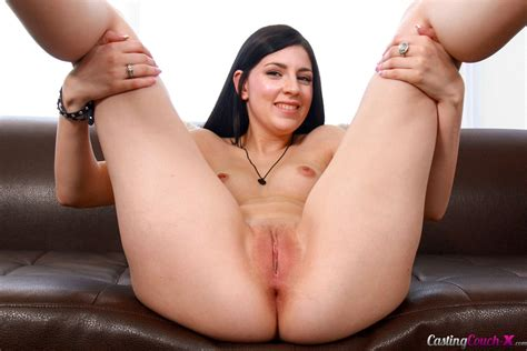 Miranda Miller Gets Fucked And Creampied On The Casting Couch Pichunter