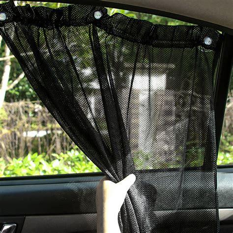 car side window curtain sun shade curtain windshield