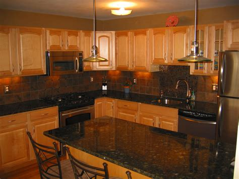 What Color Wood Floor Goes With Oak Cabinets Fantastic