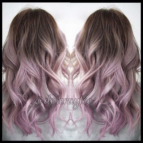 Beautiful Silver Rose Hair Color By Deseraytee Of Canada
