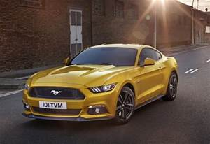 SA Bound Mustang39s 0 100 Time Revealed Wheels24