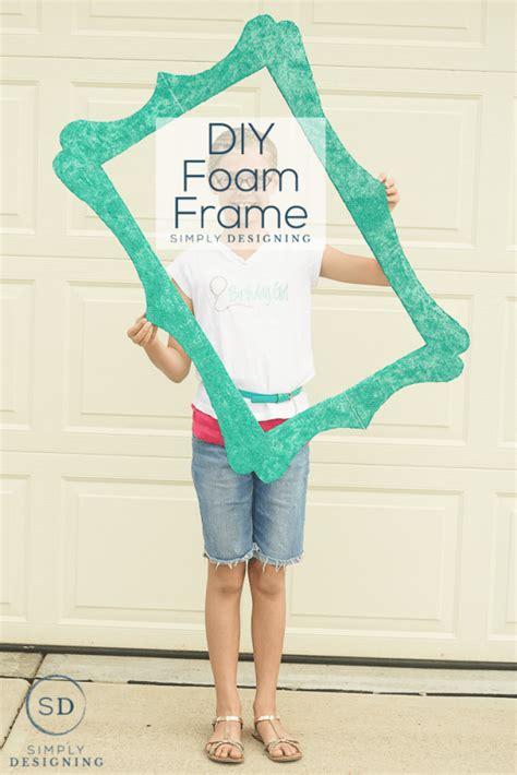 Ee  Diy Ee   Foam Frame