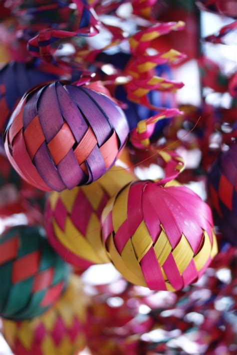 mexican christmas decorations ideas mexican folk tree decorations mexican mexican