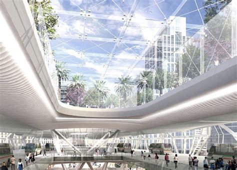 transit architecture san francisco s transbay terminal gets the green light inhabitat green design innovation